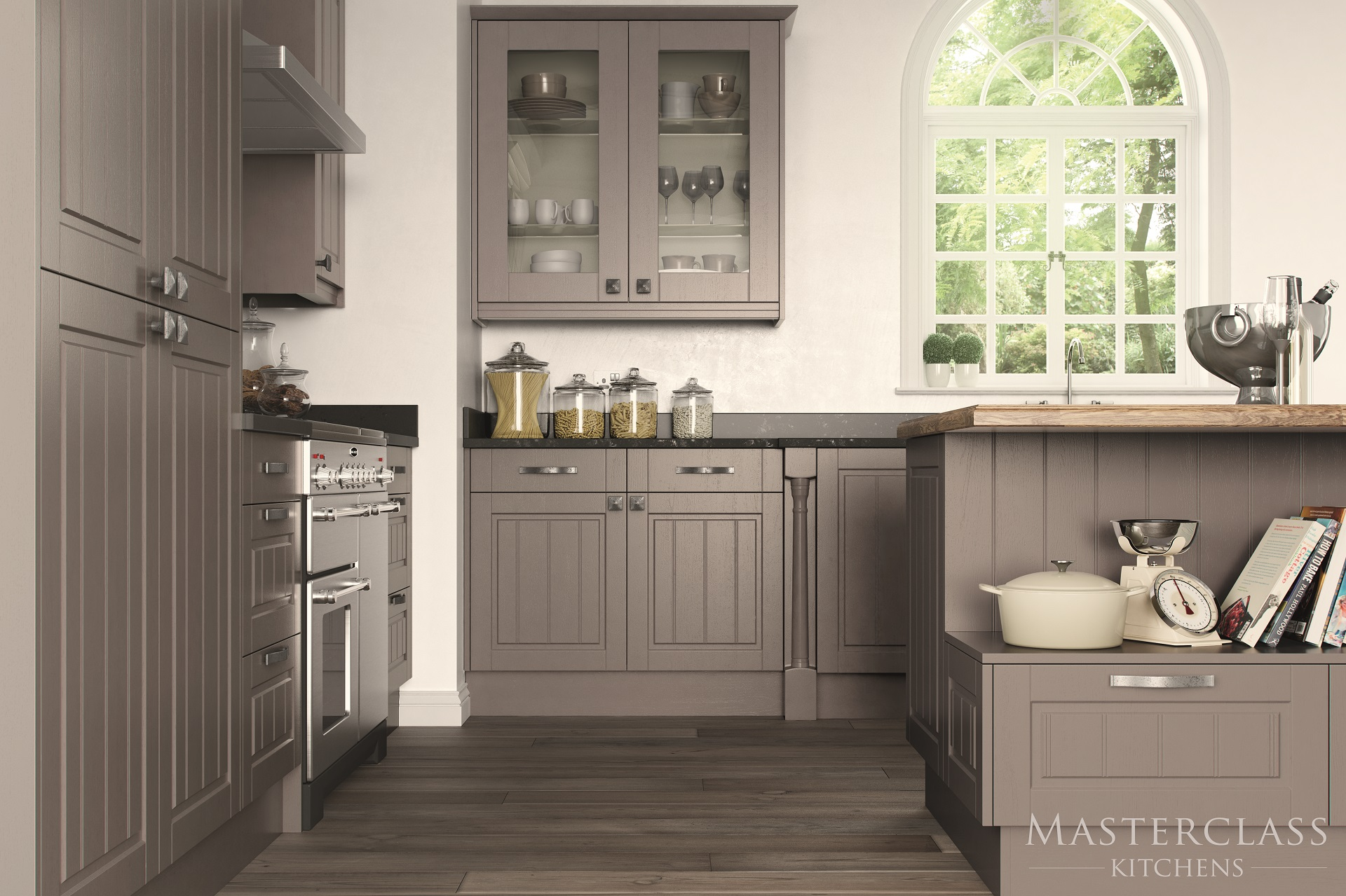 New Forest Designs Luxury Fitted Classic Kitchens