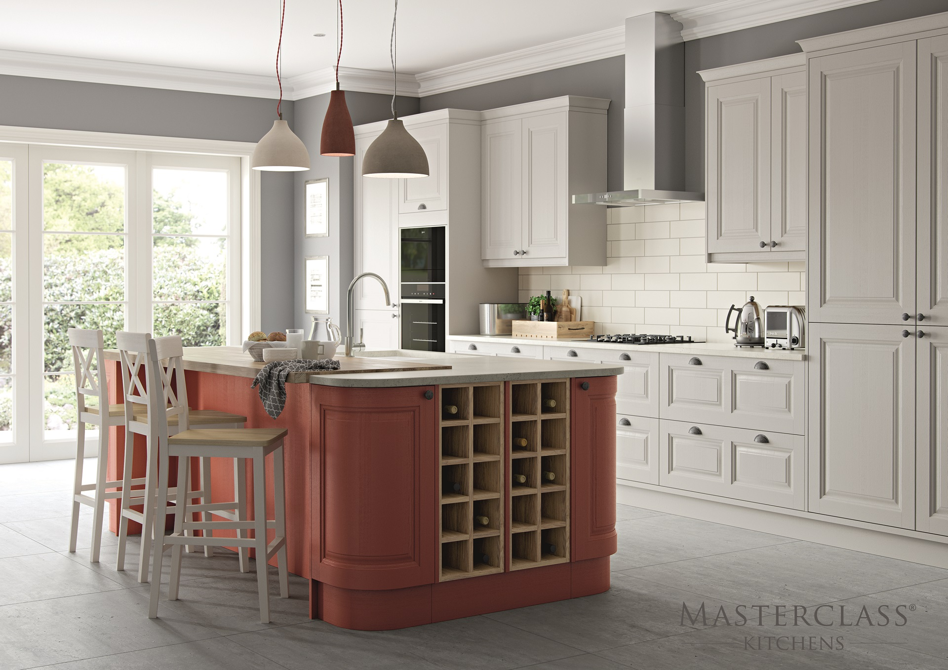 CARNEGIE_MAIN_SCOTS_GREY_TERRACOTTA_SUNSET luxury classic kitchen design