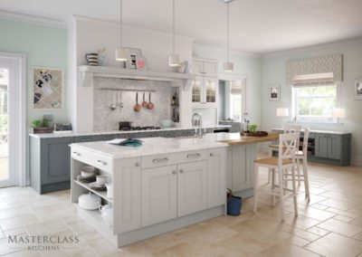 Ashbourne-Main luxury classic designer kitchen