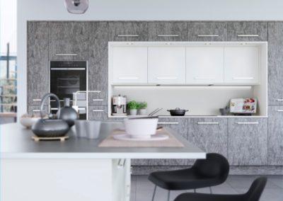Deco Scotia Grey copy luxury modern designer kitchen