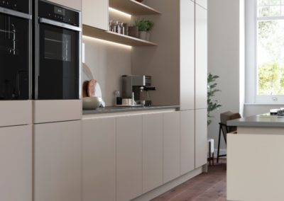 H-line-hampton-farringdon-grey-highland-stone-cameo-3 luxury designer handleless h line kitchen