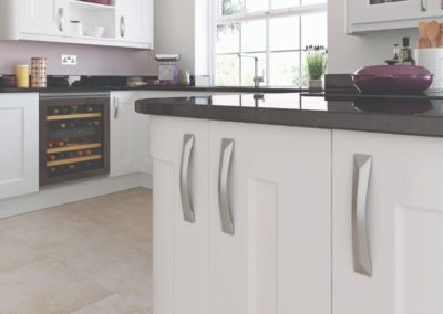 Hutton-Cameo Luxury Designer Shaker Kitchen