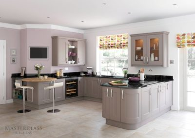 Hutton-MainShot Luxury Designer Shaker Kitchen