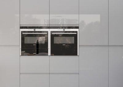Italia-LightGrey luxury modern designer kitchen