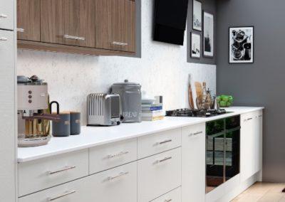 Larna-light-grey-graphite-madoc-tuscan-walnut-cameo-4 luxury modern designer kitchen