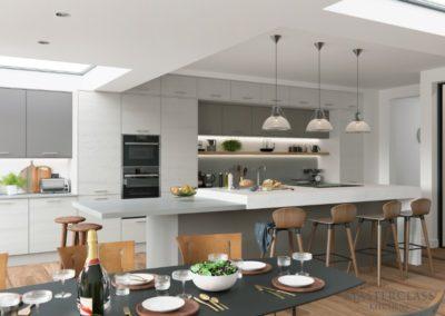 Larna-light-grey-sutton-dust-grey-main luxury modern designer kitchen