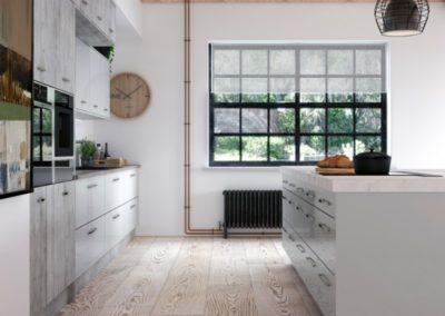 Lumina Light Grey with Madoc Manhattan2 copy luxury modern designer kitchen