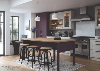 MARLBOROUGH_MAIN_MULBERRY_SCOTS_GREY Luxury Designer Shaker Kitchen