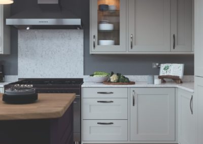 MARLBOROUGH_MULBERRY_SCOTS_GREY_CAMEO_B Luxury Designer Shaker Kitchen