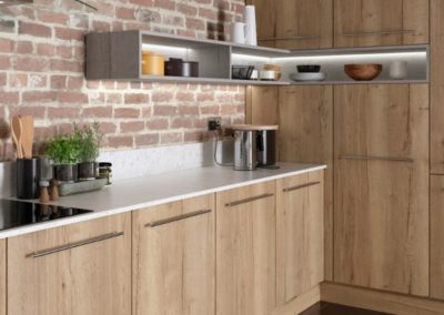 Madoc Mayfield Oak copy luxury modern designer kitchen
