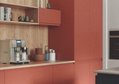 ROMA_TERRACOTTA_SUNSET_CLARET_OXFORD_BLUE_SCOTS_GREY_CAMEO_B luxury modern designer kitchen