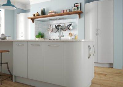 Reno-Cameo luxury modern designer kitchen