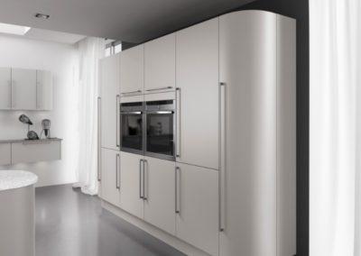 Reno Light Grey copy luxury modern designer kitchen