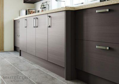 Reno Nordic Truffle copy luxury modern designer kitchen