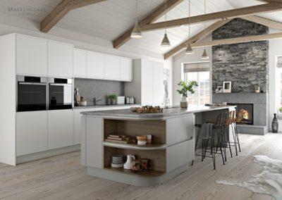 Roma-White-LightGrey-9k luxury modern designer kitchen