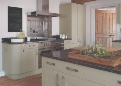 Sherborne-Biscuit Luxury Designer Shaker Kitchen