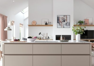 Sutton-hline-highland-stone-autumn-blush-2 luxury designer handleless h line kitchen