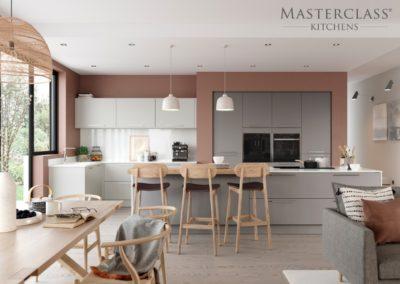 Sutton-light-grey-dust-grey luxury modern designer kitchen