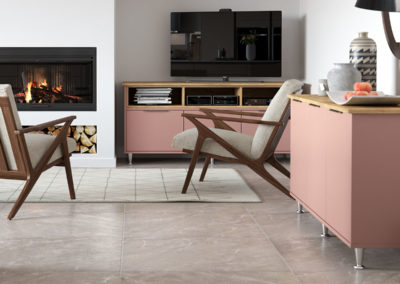 furniture modern sutton sideboard autumn blush