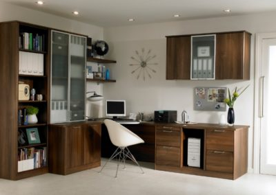 Designer Walnut 2 Office