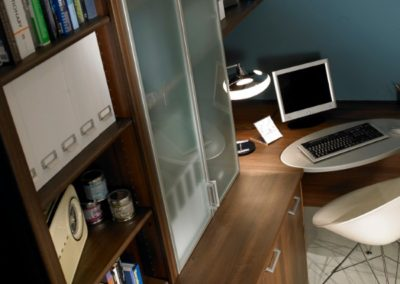 Designer Walnut 3 Office