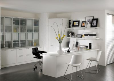Designer White 1 Office