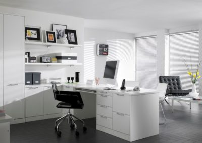 Designer White 2 Office