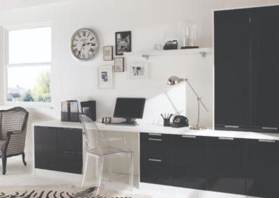 Designer White Liquorice 2 Office