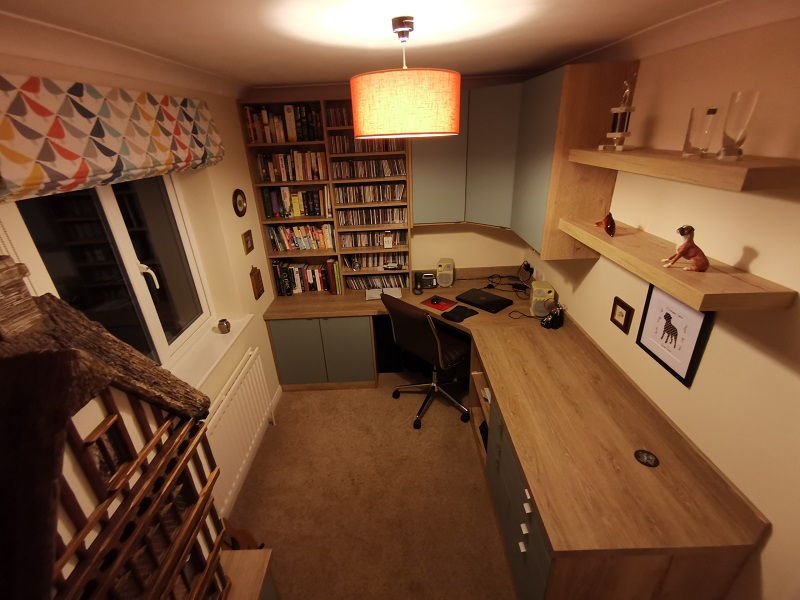 Home Office Study Fordingbridge