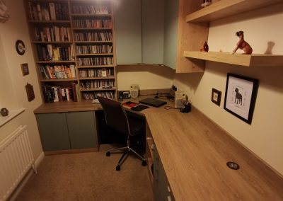Fitted Office Study Fordingbridge 3