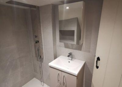 Minstead New Forest Designs Shower Room Renovation 10