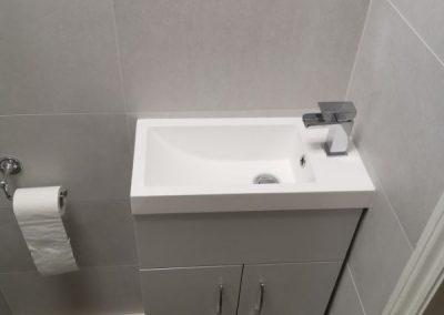 Minstead New Forest Designs Shower Room Renovation 2