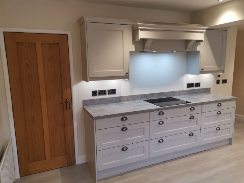 Open Plan Kitchen Design Fordingbridge