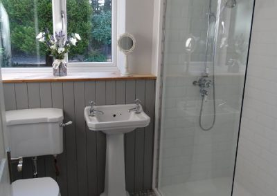 New Forest Designs Shower Room Renovation 16