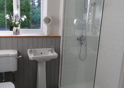 New Forest Designs Shower Room Renovation 18