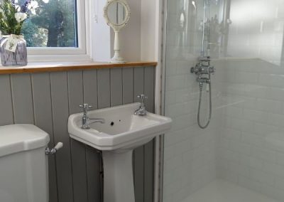 New Forest Designs Shower Room Renovation 19