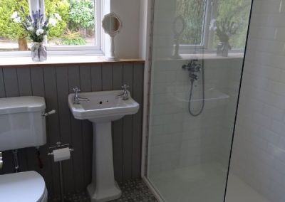 New Forest Designs Shower Room Renovation 24