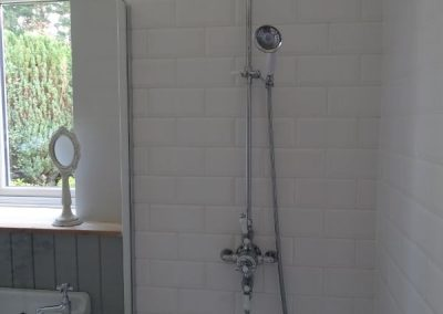 New Forest Designs Shower Room Renovation 29