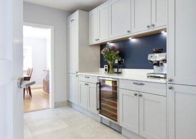 Oxford Blue Modern Shaker Kitchen 10