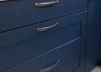 Oxford Blue Modern Shaker Kitchen 15