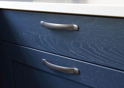 Oxford Blue Modern Shaker Kitchen 16